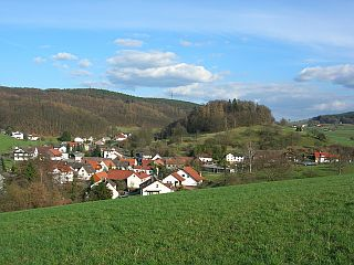 Ortsmitte Ober-Kainsbach